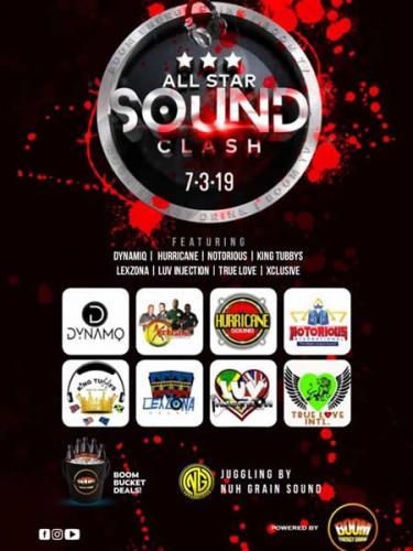 03-07-2019 All Star Sound Clash