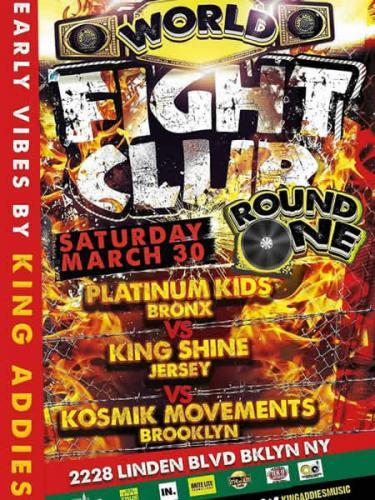 03-30-2019 Fight Club Clash 2019