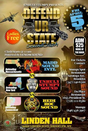 04-05-2019 defend UR State Clash 2019