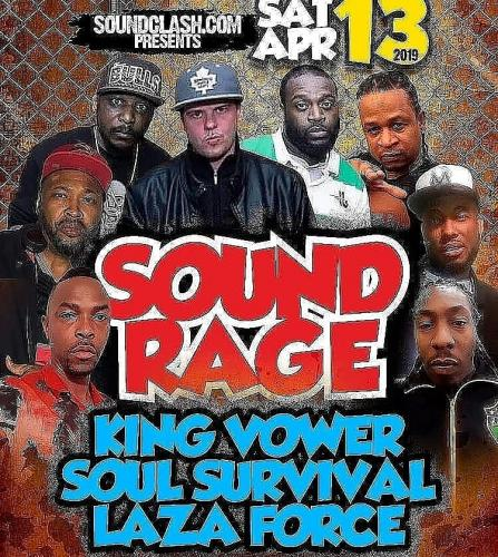 04-13-2019 SOUND RAGE SOUNDCLASH 2019