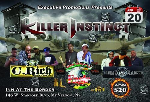 04-20-2019 Killer Instinct Soundclash 2019