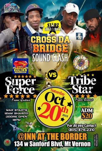 10-20-2018 Cross Da Bridge Sound Clash