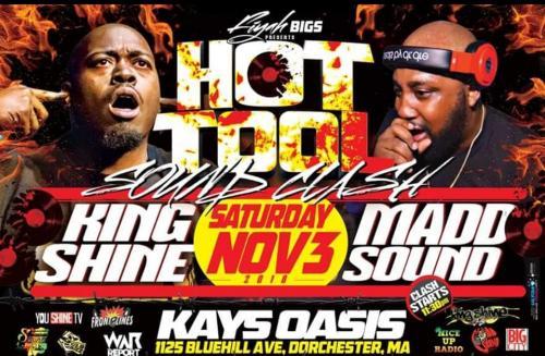 11-03-2018 King Shine vs Madd Sound_Nov_3_2018